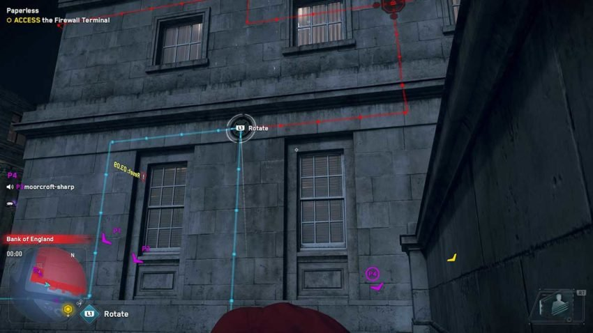 Tips to complete Paperless in Watch Dogs: Legion Online