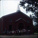 Who hires felons - church events