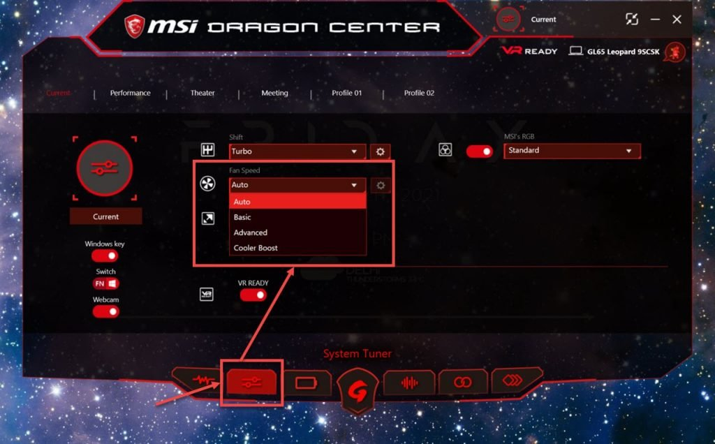 What is MSI Dragon Center? FAQs