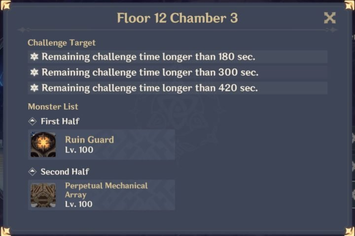 1633277058_889_How-to-clear-Floor-12-of-the-Spiral-Abyss-in
