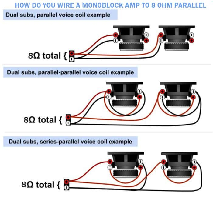 1633467377_577_Monoblock-Amp-Wiring-How-To-Wire-A-Monoblock-Amplifier