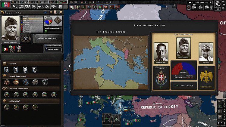 Thousand Week Reich Hearts of Iron 4 Mod