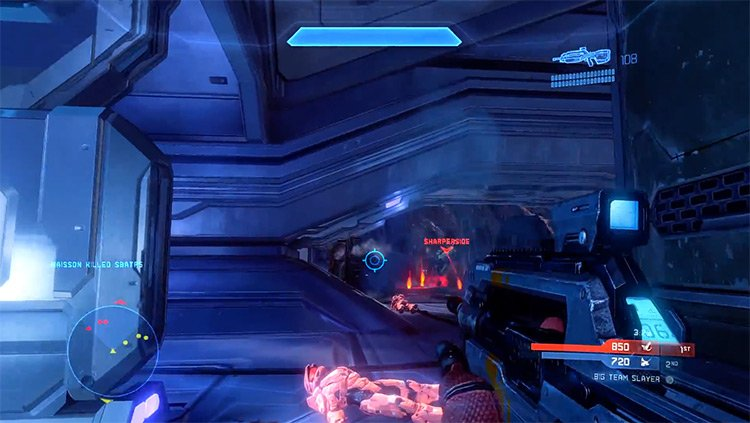 Halo: The Master Chief Collection multiplayer gameplay