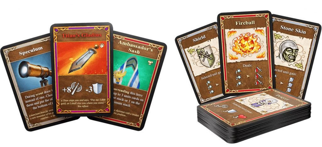 Heroes Of Might and Magic 3 Cards