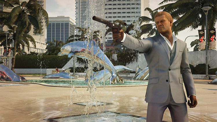 Play as The Undying (AKA Sean Bean) Mod for Hitman 3