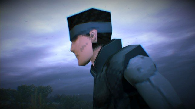 Metal Gear Solid V - although you wouldn't guess to look at it