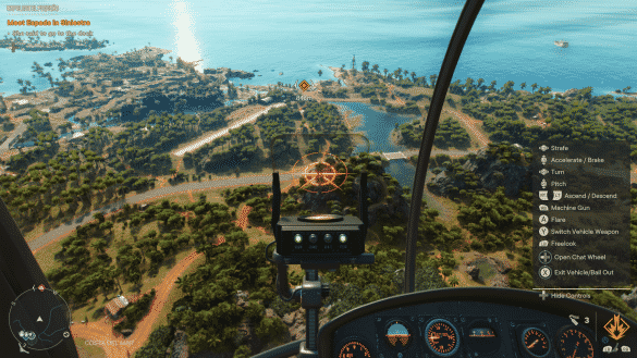 Farcry 6 Helicopter