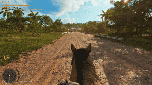 Farcry 6 Horse