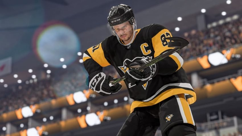 NHL 22 skates firmly in its first current-generation game – Review