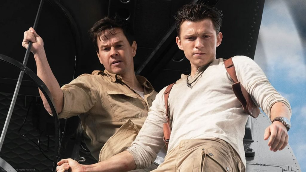 Uncharted: Naughty Dog Shares First Trailer for Live-Action Movie Starring Tom Holland and Mark Wahlberg