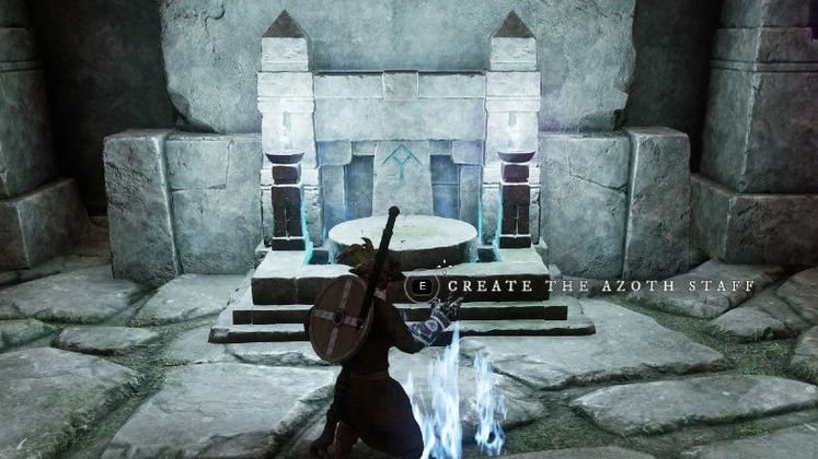 New World Azoth Staff Location and Upgrades Guide